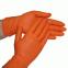 Рукавички нітрилові AMPRI Style Color ORANGE 01188, 100 шт.(50 пар/помаранчеві) 0