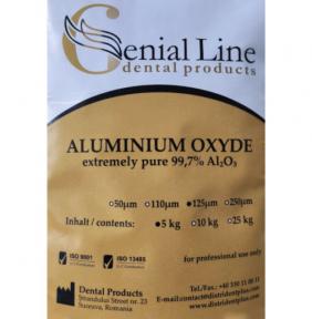 Пісок зуботехнічний ALUMINIUM OXIDE, 5 кг.*
