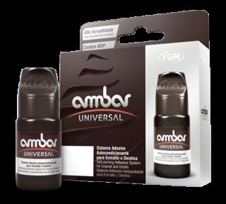 Эмбар Универсал (Ambar Universal) самопротравливающийся адгезив VII поколения, 6мл.