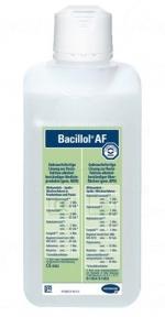 Bacillol AF (Бацилол АФ) швидка дезінфекції поверхонь та інструментарію