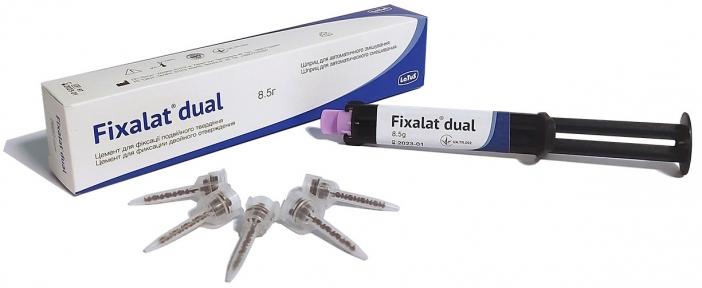 Fixalat Dual (Фіксалат Дуал) подвійний шприц, 8.5 г.