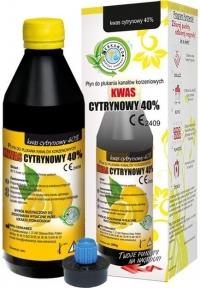 CITRIC ACID 40% (лимонная кислота) для промывания корневых каналов, 200 мл.