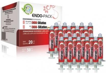 ENDO-PACK Endo-Solution шприцы для промывания, 20 шт