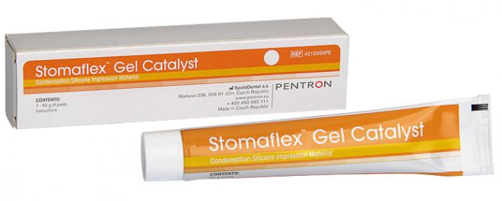 Stomaflex Catalyst (Стомафлекс) гель-активатор, 60 мл.