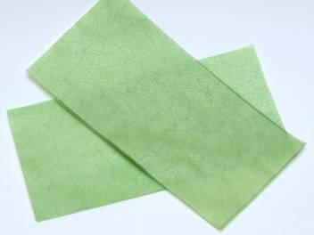 Восковые пластины Protek plw, зеленые 0,5 мм., Bredent (43001626)