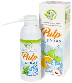 PULP SPRAY (Пульп Спрей) тестирования жизнеспособности пульпы, 200 мл.
