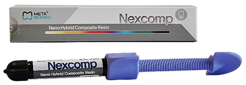 Nexcomp (Некскомп) дентин, шприц 4 г.