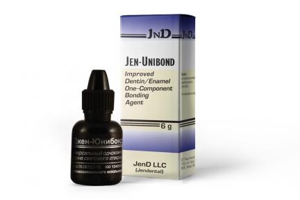 Jen Unibond (Джен Унибонд) однокомпонентный адгезив, флакон 6 мл.