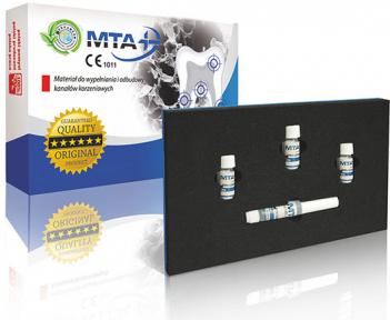 МТА+ Mini для заполнения и восстановления корневых каналов, 3х0.14г. + 1мл.