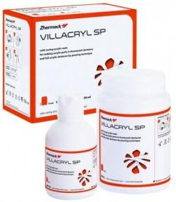 Villacryl SP (Виллакрил СП) изготовления акриловых частей в бюгел. протезах, 500г.+300мл.