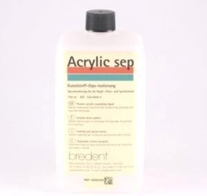 Acrylic sep (Акрілік сеп) ізоляція гіпс/пластмаса, Bredent