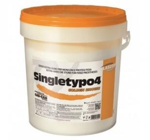 Singletypo4 супергіпс 4-го класу, 6 кг.