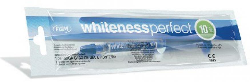 Whiteness Perfect (для відбілювання в домашніх умовах), гель 3 г.