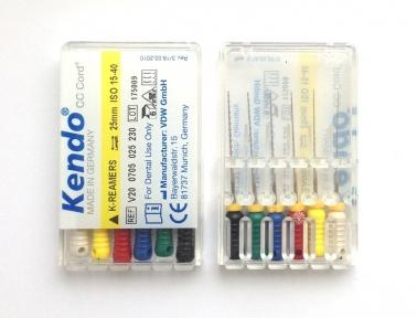 К-Римеры Кендо 25 мм. (Kendo, VDW)