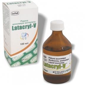 Латакріл V рідина (Мономер S), Latus (REF 0631)