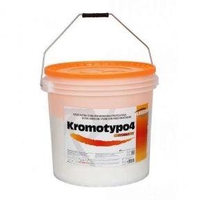 Гипс Kromotypo4 (экстра прочный 4-го класса), 6 кг.*