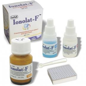 Ionolat-F (Іонолат-Ф) цемент для фіксації, Latus (REF 2002)
