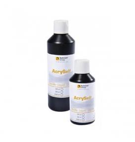 Жидкость (мономер) для пласмассы ACRY SELF P (Акри Селф П), 250 мл.