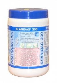 Бланідас 300 (гранули) універсальний хлорвмісний засіб дезинфекції, 1 кг.