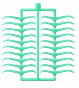 Восковые кламмера GЕО для моляров, самоклейкие, Renfert (638-3003)