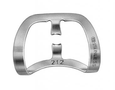 Кламп 212 для передних (фронтальных) зубов (аналог Brinker B6)