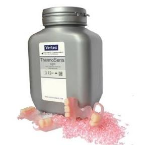VERTEX ThermoSens TTRV (прозрачно-розовый с прожилками), 200 г.