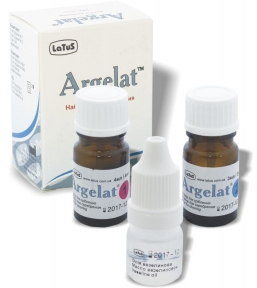 Argelat (Аргелат) набір для сріблення інфікованих і важко прохідних каналів зубів), Latus