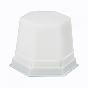 Воск моделировочный GEO Snow-white L прозрачный 75 г., Renfert (499-0201)