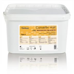 Супергипс Convertin Hard для отливки моделей 4-го класса, 5 кг.*