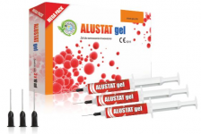 ALUSTAT GEL 25% Mega Pack (Алюстат Гель) гемостатичний гель, 3х10г.