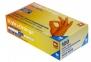 Перчатки нитриловые AMPRI Style Color ORANGE 01188, 100 шт.(50 пар/оранжевые)